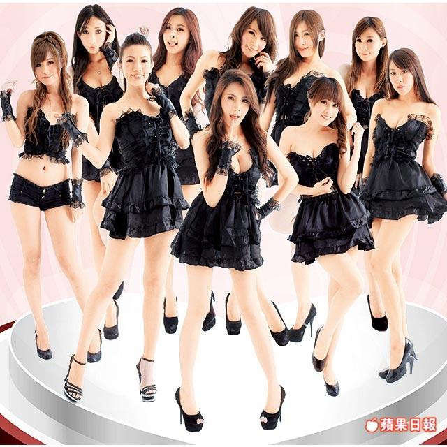 东欧美女18xgirls_睿咩咩(前)加入女子团体20e girls.